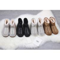 Wholesale ugg female shoes  UGG 5854 shiny diamond full spot 35-40 from china suppliers