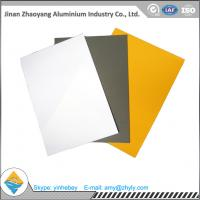 Wholesale 1100 0.5mm Pre Painted Aluminium Alloy Sheet Aluminium Plate For Electronics from china suppliers