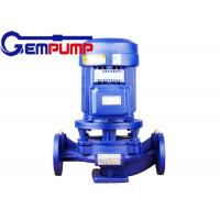 Wholesale ISG vertical pipe urban water supply pump / garden irrigation pump from china suppliers