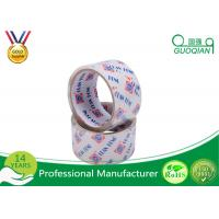Wholesale Pure Wide Clear Packaging Tape Environment Protection High Adhesive 48mm X 30m from china suppliers