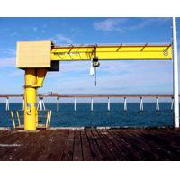 Wholesale 360 Slewing Degree Electric Driven fixed column Slewing 0.5t -5t Jib Crane from china suppliers