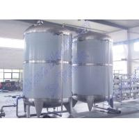 Wholesale Automatic Control Purified Water Treatment Equipments / Plant Water Softener from china suppliers