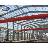 Wholesale Qingdao Manufacturer Hot Sale Prefabricated Steel Structure Warehouse from china suppliers