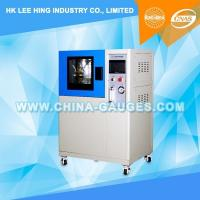 Wholesale IPX3 - IPX4 Oscillating Tube Test Chamber from china suppliers