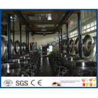 Wholesale Factory Juice Making Machine Apple Processing Line For Apple / Pear Juice ISO9001 from china suppliers