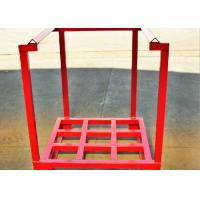 Wholesale Steel Powder Coating Pallet Stacking Rack Pallet Stacking Frames from china suppliers