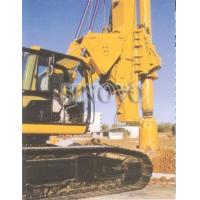 Wholesale CFA 65T Drilling Equipment 220KNm / 100KNm Base Type CAT330D TR220W from china suppliers