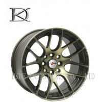 Wholesale Lightweight Cast Alloy Wheels Deep Dish Polishing Finish Brand Replica from china suppliers