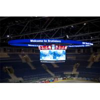 Buy cheap Slim And Light Cabinet Structure HD LED Display Screen Front Service from wholesalers