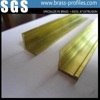 Wholesale Wholesale Brass T Profiles Copper Extruding Window Transom Sections Supplier from china suppliers