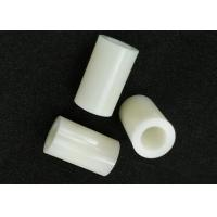 Quality Industrial Plastic Bushings Bearings 6mm White Fire Resistance UL 94V-2 for sale