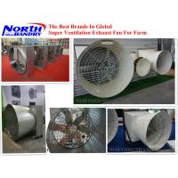 Wholesale Layers cage Stainless steel exhaust fan from china suppliers
