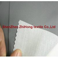 Wholesale Washable glass bead reflective fiberglass T/C cloth/fabric from china suppliers