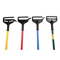Wholesale Frosted Fiberglass handle Plastic Mop Clip Slick with Big Hook from china suppliers