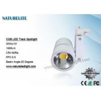 Wholesale Hotel  Led Track Spotlights 20W  Architectural Industrial Commercial 1600LM from china suppliers