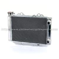 Wholesale High Polish ATV Radiator Cooling With Caps Quad Parts And Accessories from china suppliers