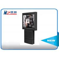 Quality Digital multifunction LG touch screen information kiosk with Android OS for malls for sale