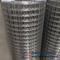 """Wholesale AISI304/DIN1.4301 Welded Wire Mesh, 1/4"""" to 8"""" Mesh Size, 48"""" × 100ft Size from china suppliers"""