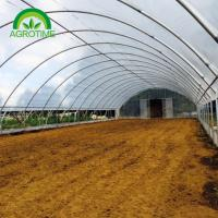 Wholesale low cost multispan greenhouse Commercial farming for sale for vegetables from china suppliers