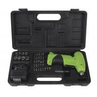 Wholesale 40pcs 3.6V Battery Powered Tool Electric Cordless Screwdriver Set for Household / Industrial from china suppliers