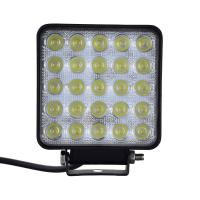 Wholesale 75W 25x3W 12-24V 7500 LM Car LED Light Bar as LED Work light SpotLight Spot Light led car for Boating Hunting Fishing from china suppliers