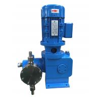 Wholesale 32 Bar Double Diaphragm Metering Pump With 27mm For Power Station Water Treatment from china suppliers
