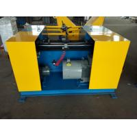 Wholesale Speed Synchronization Steel Wire Spooler Machine , Wire Coiling Machine Torque Motor from china suppliers