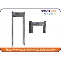 Wholesale Airport archway Body Scanning Metal Detector , Walkthrough Metal Detector For Security from china suppliers