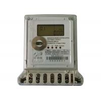 Wholesale Anti Tamper Digital Power Meter Two Phase Three Wires Electric Watt Hour Meter from china suppliers