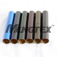 Wholesale Colorful Carbon Fiber Tube for Telescoping poles from china suppliers