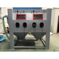 Buy cheap Large Machine Pressure Blast Cabinet Environmental Friendly ISO9001:2008 from wholesalers