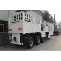 Wholesale three axles 60ton 50t 40ft trailers and trucks fence semi trailer - CIMC from china suppliers