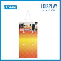 Wholesale Cardboard Hook Display/ Wall Sidekick for Rules, Accessories from china suppliers
