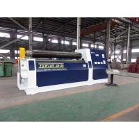 Wholesale Hydraulic 3 Roll Bending Machine , 25 - 30 mm Thickness Plate Rolling Machine from china suppliers
