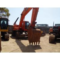 Buy cheap High quality used machine Doosan 210 wheeled excavator with ce for sale from wholesalers