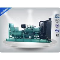 Wholesale 823 KW/1029 KVA Open Type  Cummins Diesel Generator Set With Faraday Alternator MX341/PMG & Copper Bar from china suppliers
