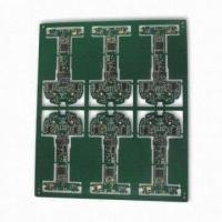 Wholesale HDI Board with 10 Layers Count and ENIG + Hard Gold Plating Surface Finish from china suppliers