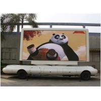Wholesale Aluminum / Iron Led billboard truck advertising High brightness outdoor advertising billboards from china suppliers