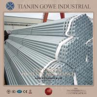 Wholesale HDG Finish galvanized steel scaffold tube with BS 1139 EN74 from china suppliers