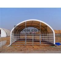 Wholesale Low cost, Easy to assemble, 6.0m(20')wide Cattle Barns, Livestock Housing from china suppliers