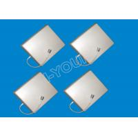 Wholesale 800~2500MHz 6.5~8dBi Wall Mount Antenna Flat Panel With RF Female Connector from china suppliers