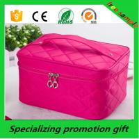 Wholesale Chinlon Pin Recyclable Promotional Gift Bags Travel Makeup Bags from china suppliers