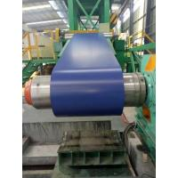 Wholesale Pre-Painted Steel Sheet In Coils (Foam Green) , PPGI , Z70 , 0.57 X 1219 mm from china suppliers