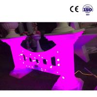 Wholesale OEM&ODM Long life large hollow plastic park ROTOMOLDING plastic lamps from china suppliers