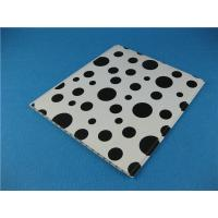 Wholesale Non Flammable PVC False Roof / Plastic Vinyl Ceiling Panel For Decoration from china suppliers