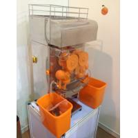 Wholesale Healthy Fresh Electric Citrus Juicer With Auto Feed Hopper For Restaurants from china suppliers