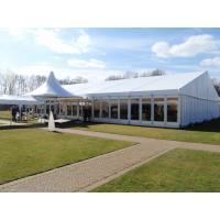 Wholesale Glass Wall Clearspan Structure Large Wedding Tents 25x25m Large Party Carpas from china suppliers