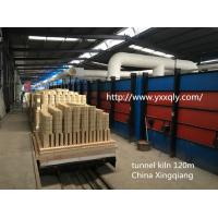 Buy cheap Ceramic tunnel furnace 120m 1600℃  brick tunnel kiln  China Xingqiang kiln manufacturing from wholesalers