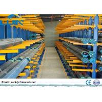 Wholesale Double / Single Sided Cantilever Storage Racks System For Warehouse Storage from china suppliers