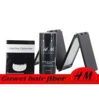 Wholesale Refillable Synthetic Hair Fibers , 28g Hair Loss Fibres To Cover Bald Spots from china suppliers
